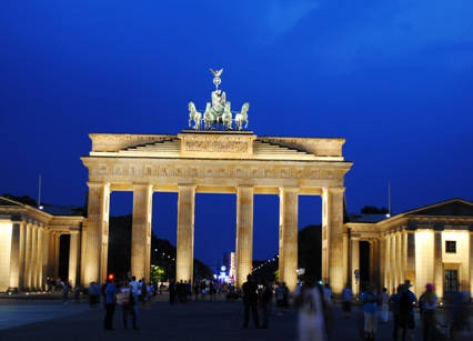 Brandenburger Tor in Berlin | BlogStudent.de